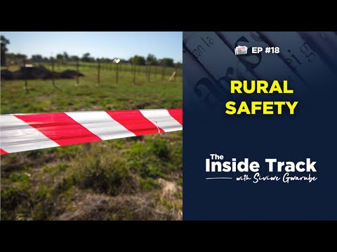What is SAPS doing to keep rural communities safe and bring justice for crimes committed?