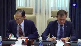 الرزاز يبحث مع سفراء مجموعة الدول الصناعية السبع التحديات الاقتصادية أمام الأردن - (21-10-2018)