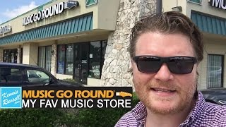 Favorite Music Store... Music Go Rounds