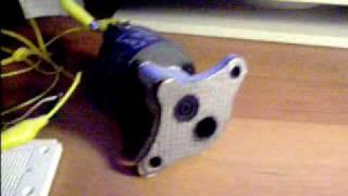 Arduino PWM control of EGR solenoid valve