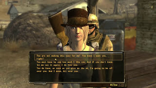 Fallout: New Vegas | Willow se me declara!!!