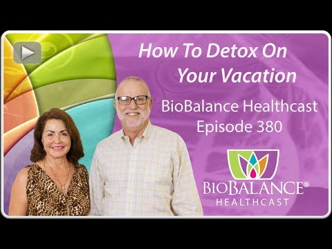 How To Detox On Your Vacation