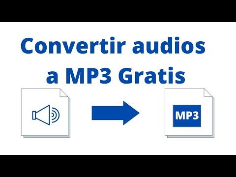 🎶🔊 Cómo CONVERTIR AUDIO a MP3 SIN PROGRAMAS | FÁCIL y RÁPIDO