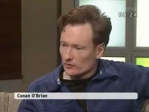 Conan O Brien - Huomenta Suomi