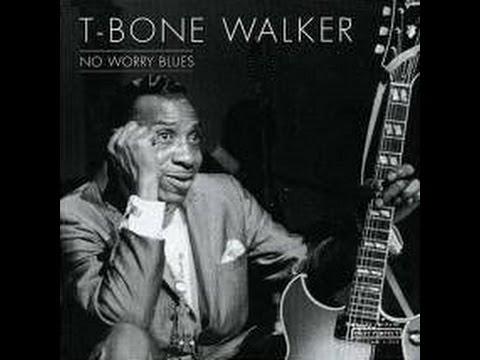 T- BONE WALKER - No Worry Blues (Full Vinyl)