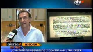 Héctor Becerril se pronuncia por supuesto complot contra la premier