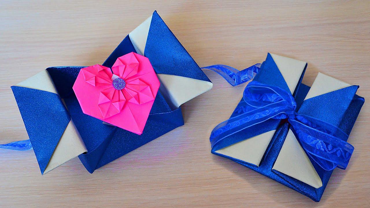 Открытки на день матери своими руками оригами 125