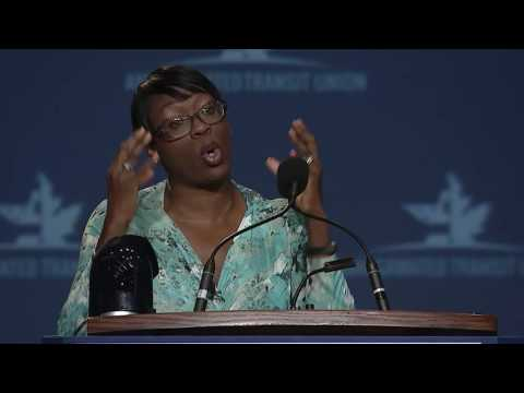 ATU 58th Convention Speaker - The Honorable Nina Turner