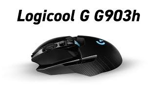 【25秒でレビュー】ネフライトさん愛用のLogicool G G903hがカッコいい件 #Shorts
