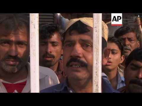 Investigations continue at Pakistan blast shrine