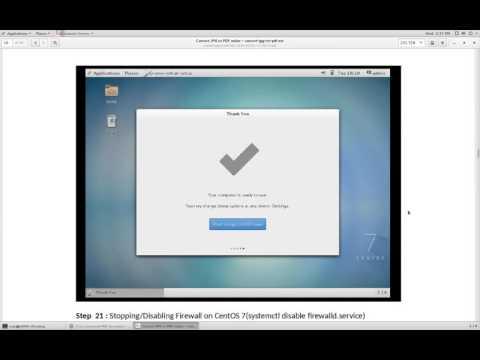 CentOS7 | Webvirt | Libvirt | Kimchi | P2V Installation