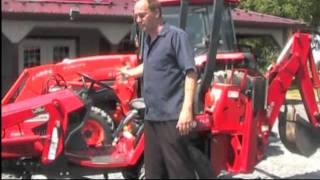 LUCKY Explains the Hydrostatic or HST Transmission  on a Tractor