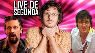 LIVE DE SEGUNDA: FALHA DE CULTURA