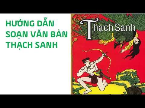 Hướng dẫn soạn văn bản : Thạch Sanh