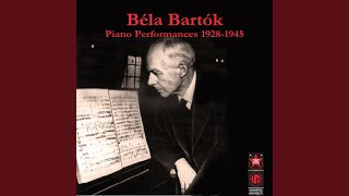 Petite Suite: I. Slow Tune, Valachian, II. Whirling Dance, III. Quasi pizzicato, IV. Ruthenian,...