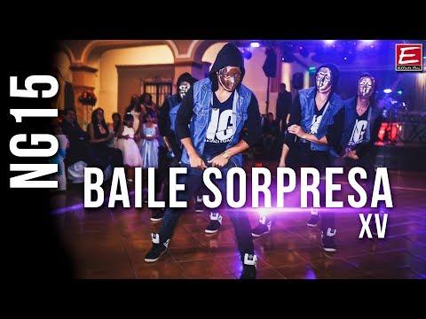 NG 15 BAILE SORPRESA XV ► EFFECTS FILM