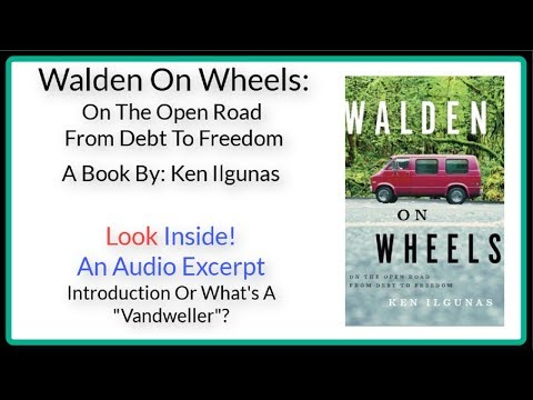 RV Books-Walden On Wheels: On Tne Open Road From Debt To Freedom