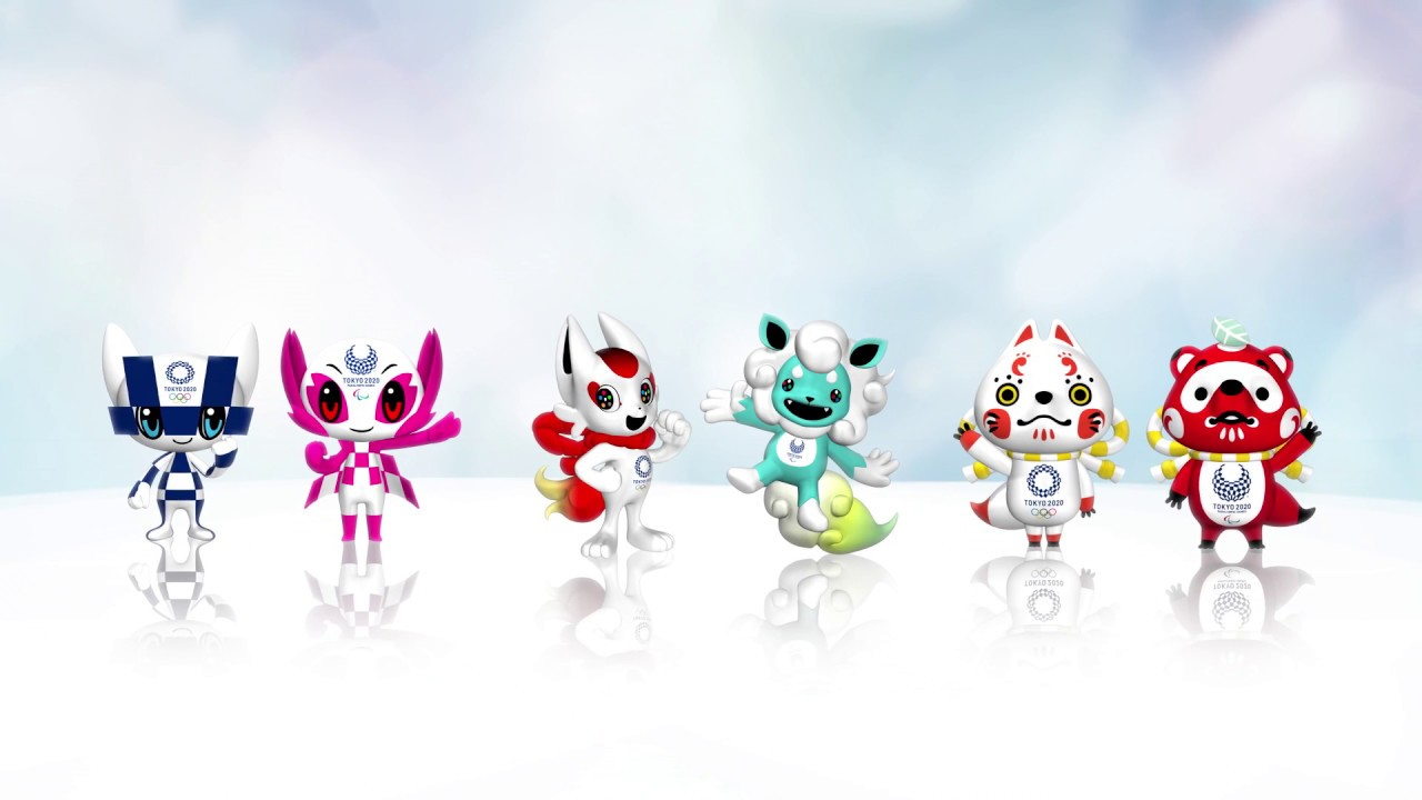 Mascot For 2020 Winter Olympics.Tokyo 2020 Mascot Shortlist Revealed