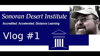 SDI Vlog #1 - Introduction to Firearms - Sonoran Desert Institute
