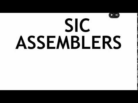 Assignment-2 | TOPIC : SIC ASSEMBLER OF SUBJECT SYSTEM SOFTWORE AND COMPILER DESIGN