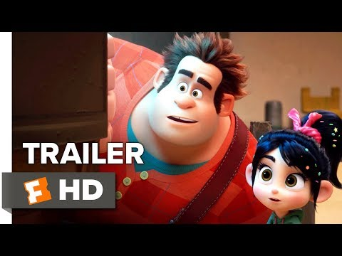 Ralph Breaks the Internet: Wreck-It Ralph 2 Teaser Trailer #1 (2018) | Movieclips Trailers