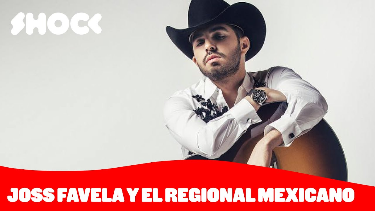 Joss Favela: lecciones de regional mexicano - Shock