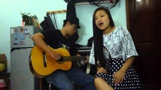 Ngại ngùng (Hương Tràm) Guitar cover - Heo ft. Bull