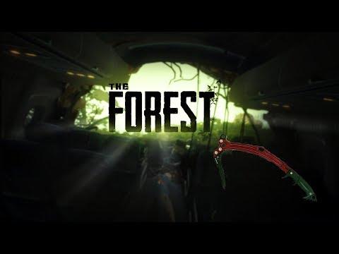 The Forest v. 1.0 Ледоруб/Альпинистский топор