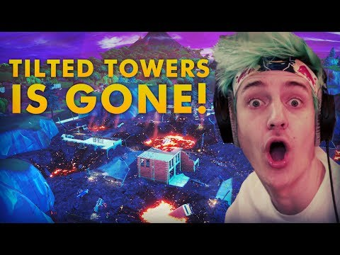 Retail Row and Tilted Towers Were DEMOLISHED!