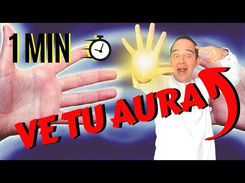 ¿cómo-ver-el-aura?---ver-el-aura-en-1-minuto-😍⌚