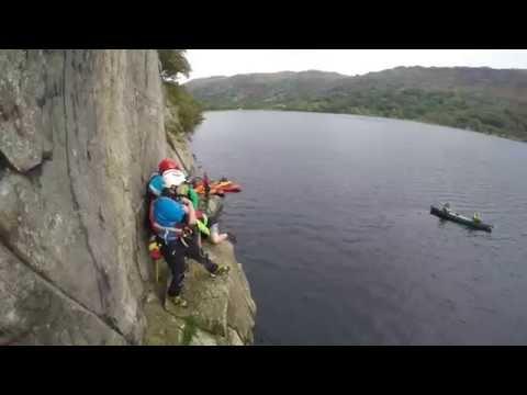 Sheffield Hallam Canoe Club - Freshers Trip