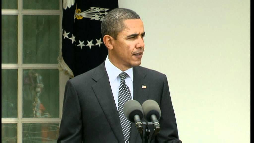 Gaddafi dead - Barack Obama reaction