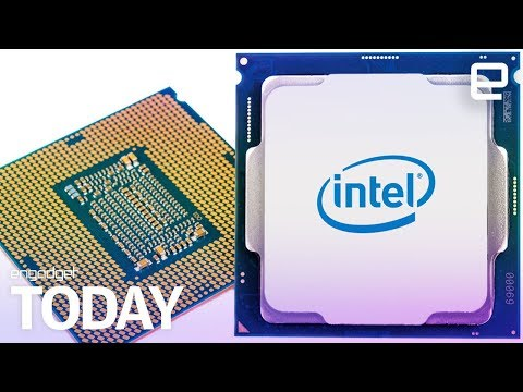 Intel discloses major security issue with its chips | Engadget Today