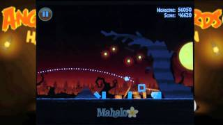 Angry Birds Halloween: 1-4