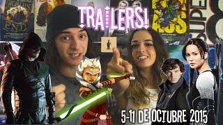 TRAILERS: Orgullo y Prejuicio y Zombies, Arrow, Jessica Jones, Trumbo... -13 de Octubre