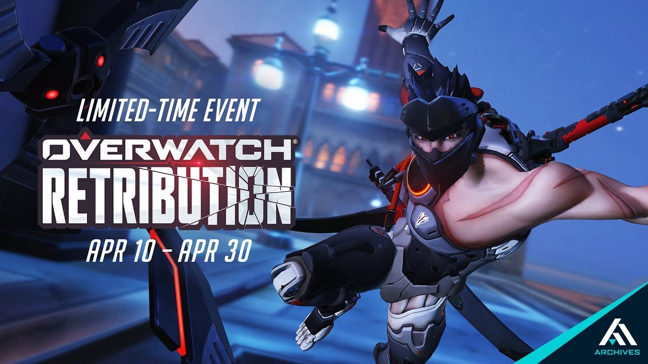 [NEW SEASONAL MISSION] Retribution | Overwatch