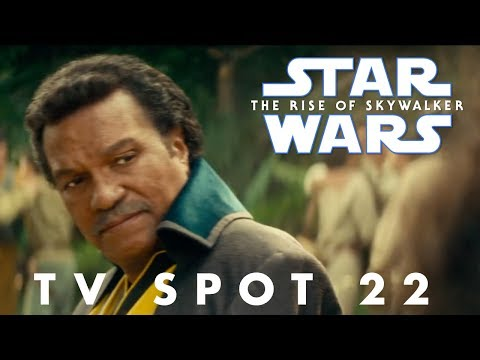 Star Wars The Rise of Skywalker TV Trailer Spot 22 (NEW FOOTAGE)