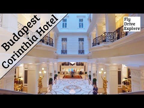 The Corinthia Hotel - Budapest. Hungary