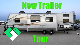 NEW TRAVEL TRAILER TOUR (4.11.15 - Day 1107)