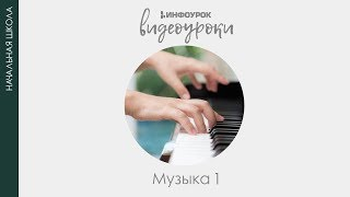 Душа музыки — мелодия | Музыка 1 класс #4 | Инфоурок