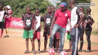 Copa Coca-Cola 2017- Abuja Regionals