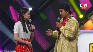 Live Khmer Comedy, Pekmi Comedy, Pdey Heng Soy, 16 June 2018