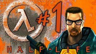 HALF-LIFE - Parte 1: Gordon Freeman!!! [ PC - Playthrough ]