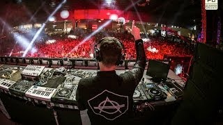 Don Diablo live at the EMPO Awards Mexico 2014