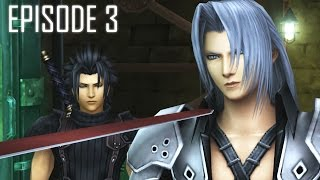 "Crisis Core: Final Fantasy VII Story Episode 3 ""Monster"" 1080p HD"