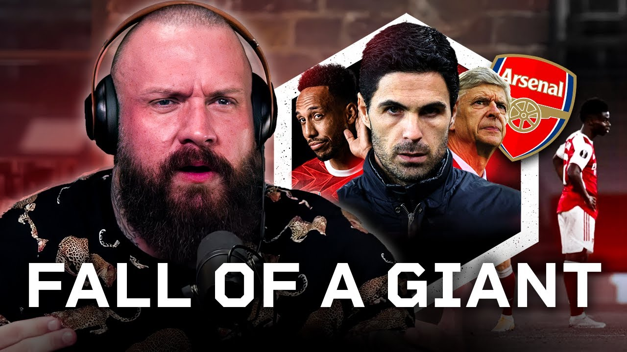 Arsenal FC: The Fall of A GIANT