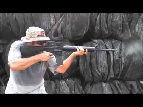 M16A3 Machine Gun - Full Auto Version of M16A4
