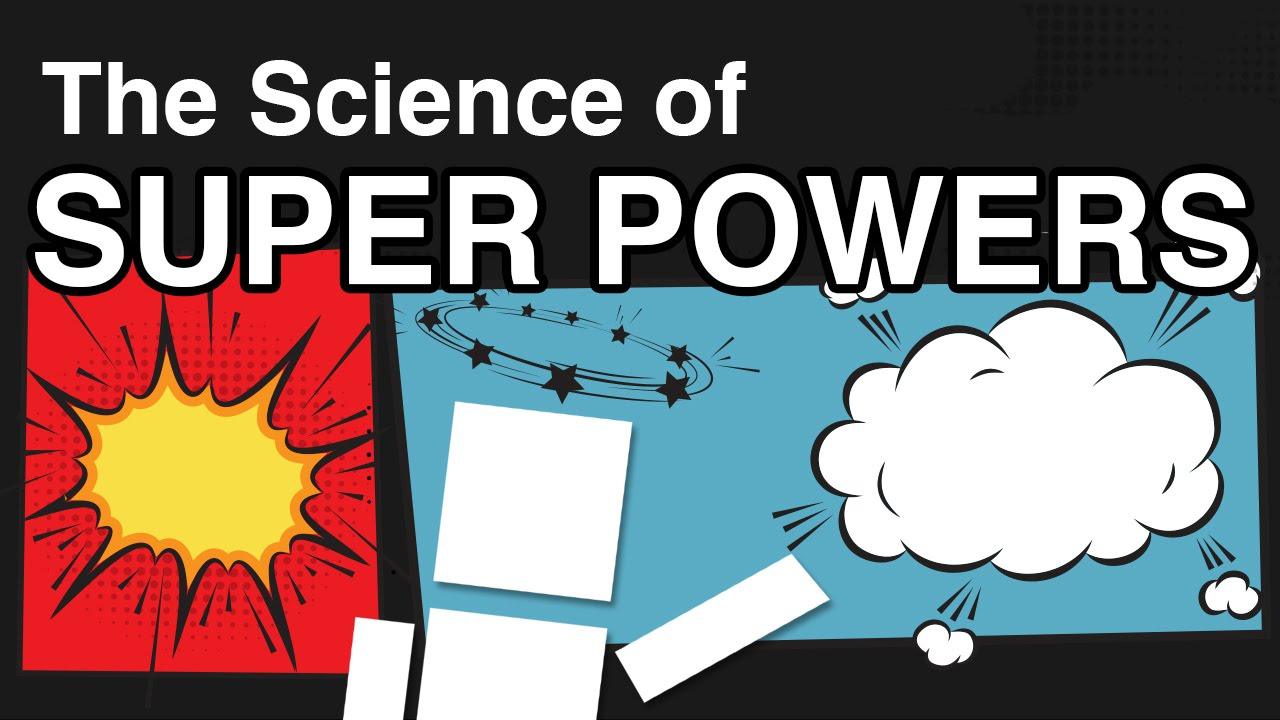 Image result for Can Science Transform Us Into Superheroes?