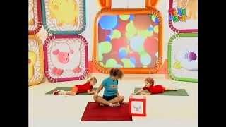 Прыгскок команда. Упражнение для детей. Мельница.(зарядка по утрам, поможет вам и вашим детям быть в форме целый день., 2015-06-23T14:57:20.000Z)