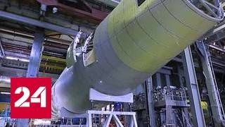 Авиапром. Как испытывают новый авиалайнер МС-21
